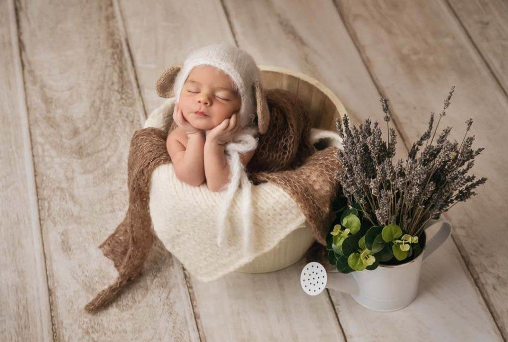 Alejandra Lacosta fotógrafa de recién nacidos en Zaragoza