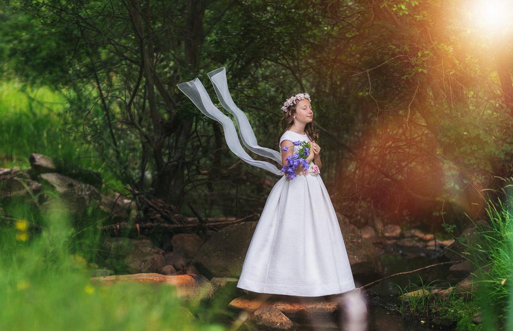 ideas, vestidos de primera comunión y reportajes fotográficos para niños y niñas en Zaragoza por la fotógrafa Alejandra Lacosta 34